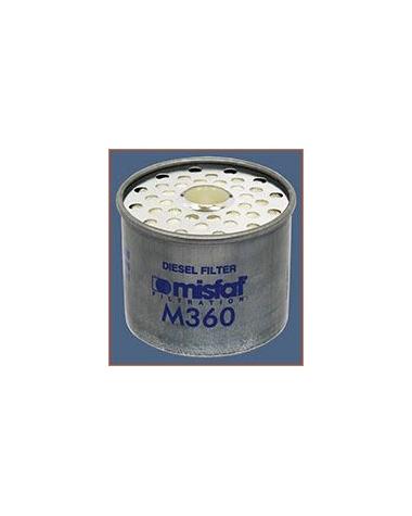 M360 - Filtre à gasoil