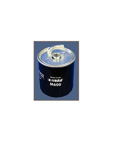 M600 - Filtre à gasoil