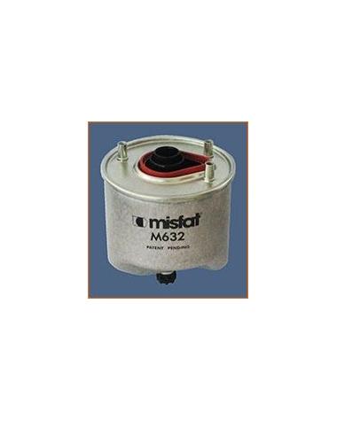 M632 - Filtre à gasoil