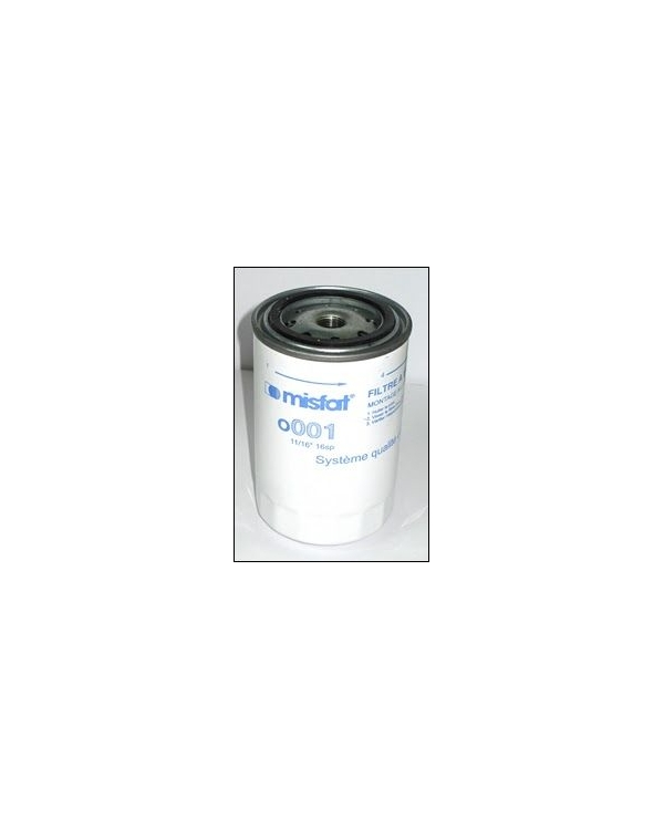 O001 - Filtre à eau