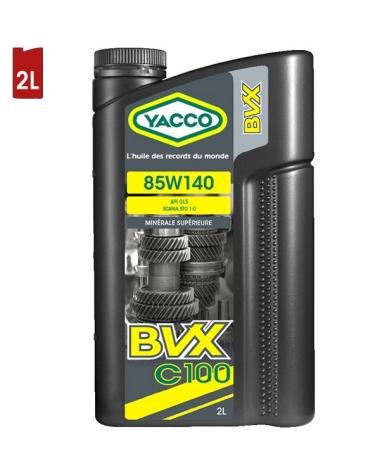 Huile Transmission YACCO BVX C 100 85W140