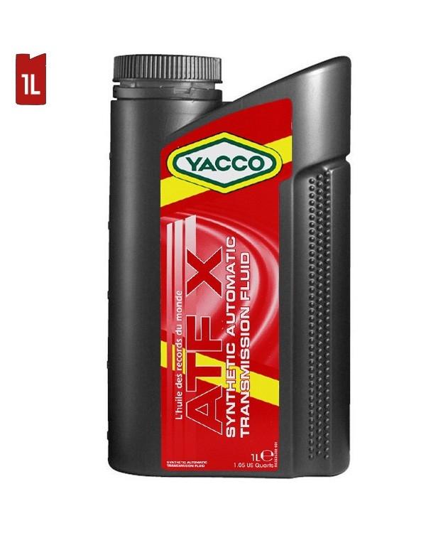 Huile Transmission YACCO ATF X