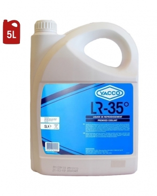 Liquide Refroidissement YACCO LR -35°
