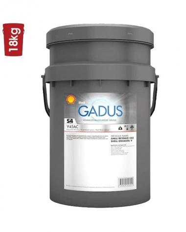 Graisse SHELL GADUS S4 V45AC 00/000