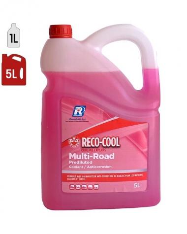 Liquide de Refroidissement SHELL Rose