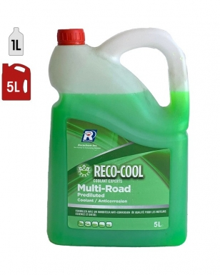 Liquide de Refroidissement SHELL Vert